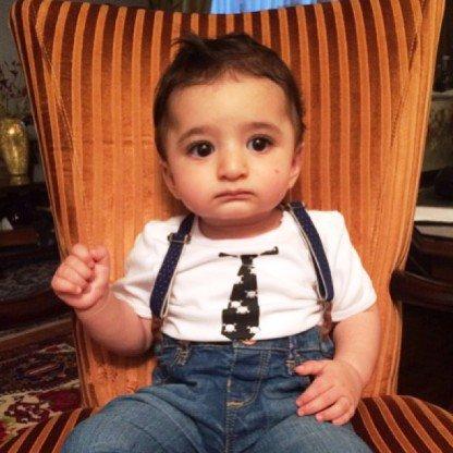 تصاویر جدید و دیدنی از شیلا خداداد و پسرش سامیار
