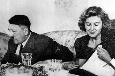 زنی که تنها چند ساعت همسر هیتلر بود! + تصاویر