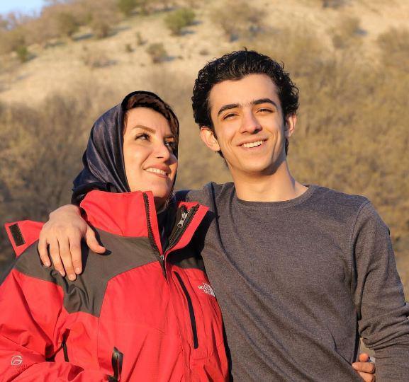 پیام های محبت آمیز علی شادمان و مادرش برای یکدیگر!+تصاویر
