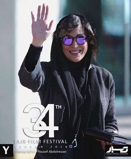 عکس های زیبا و جدید مهتاب کرامتی بازیگر سینما+تصاویر