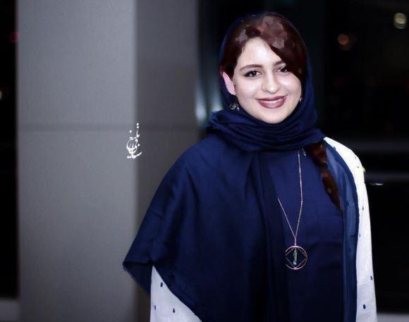 """فاطیما بهارمست در مراسم افتتاحیه فیلم """"من""""!+عکس"""