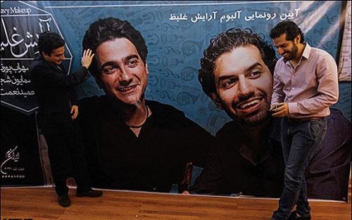 گفتگو با «سهراب پورناظری» درباره غرب زدگی و تهاجم فرهنگی در ایران+تصاویر
