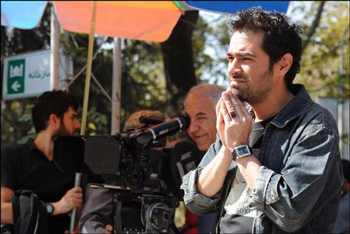 شهاب حسینی از سینمای ایران شاکی است!+تصاویر