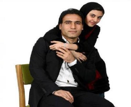 مهدوی کیا و دخترش پس از ۱۱ سال + عکس