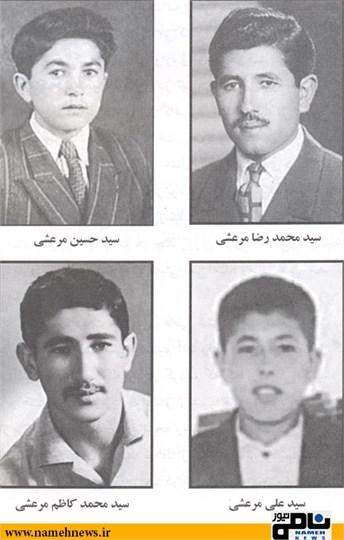 عکس برادران زن هاشمی رفسنجانی