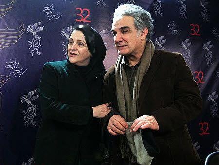 زوج های هنرمند سینما و تلویزیون ایران+تصاویر