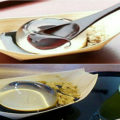 کیک آب یک دسر عجیب و شفاف و لرزان ژاپنی!+تصاویر