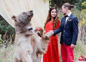 متفاوتترین مراسم عروسی