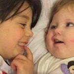 دختربچه ای که هیچ واکنشی حتی خنده ساده را هم ندارد!+تصاویر
