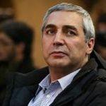 ابراهیم حاتمی کیا کارگردان سینما در راهپیمایی اربعین!+عکس