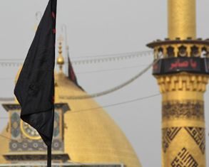 شهر کربلا میزبان میلیون ها زائر اباعبدالله الحسین (ع)!+تصاویر