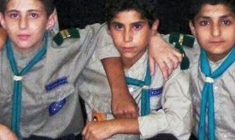 مدافعان حرم و شهادت سه دانش آموز همکلاسی در لبنان!+تصاویر