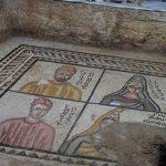 موزاییک های 1800 ساله تازه کشف شده در ترکیه!+تصاویر