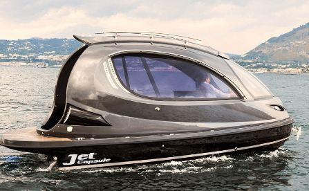 طراحی منحصر به فرد یک قایق مسافر کشی در ایتالیا+تصاویر