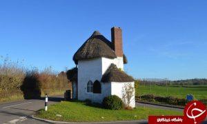 عجیب ترین خانه جهان