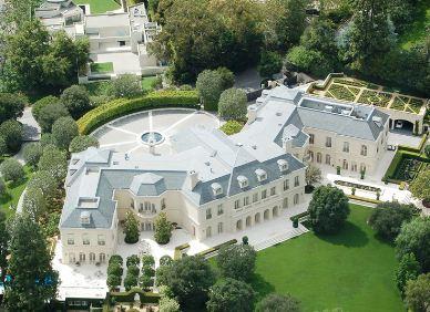 گران ترین خانه جهان را در شهر کالیفرنیا ببینید!+تصاویر