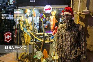 کریسمس در جلفای اصفهان