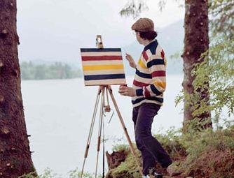 نقاشی های متفاوت و عجیب از یک نقاش آلمانی!+تصاویر