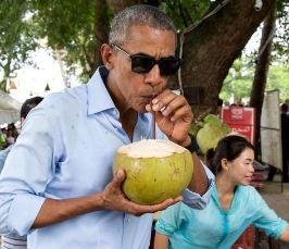 عکسهایی جالب و دیدنی از دوران ریاست جمهوری باراک اوباما!+تصاویر