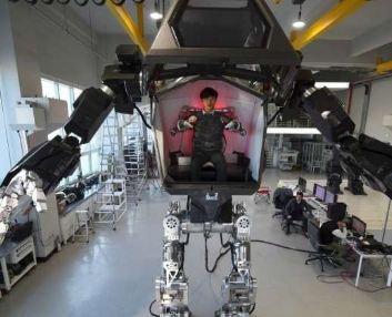 ساختن ربات انسان نما توسط محققان کشور کره جنوبی!+تصاویر
