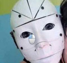ازدواج زن فرانسوی با یک ربات به نام اینموواتور که عاشق آن شده است؟!+عکس