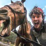 عکسهایی دیدنی از سلطان سلفی با حیوانات(2)!+تصاویر