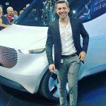 آشنایی با طراح ایرانی معروف ترین خودروی مرسدس بنز!+تصاویر