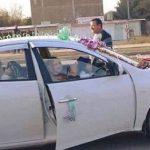 شهر موصل و اولین عروسی در آن پس از خروج داعش!+تصاویر