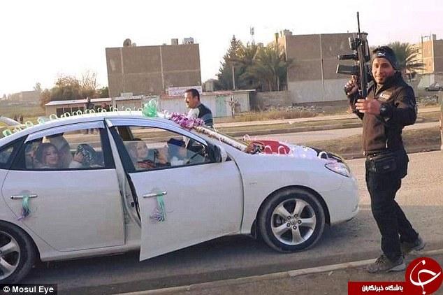 اولین عروسی در موصل
