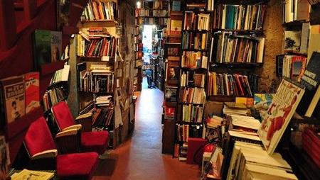 جذاب ترین کتابفروشی ها