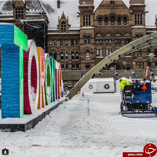 تورنتو بزرگترین شهر کانادا