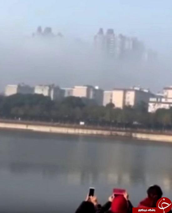 شهری معلق در چین