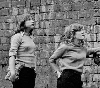 وضعیت زندگی این مردم در دهه ۱۹۶۰ در انگلستان!+تصاویر