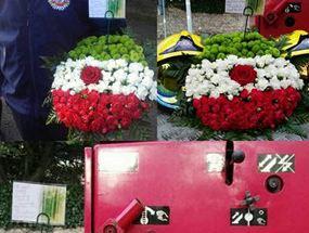از همدردی آتشنشانان ایرلند تا بوسه آتشنشان بر کپسول همکارش!+تصاویر