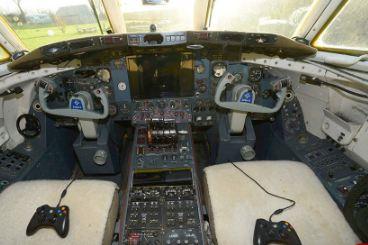 هواپیمای مسافربری که به هتل تبدیل شده است!+تصاویر