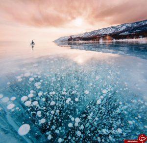 دریاچه بایکال سیبری
