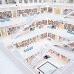 معماریهای خارقالعاده در برخی کتابخانه های مطرح جهان(1)!+تصاویر