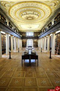 کتابخانه های مطرح جهان
