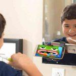 مسواک هوشمند Grush برای برای تشویق کودکان!+تصاویر