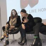 لورنا تاکر یک زن فقیر که به یک مدل موفق تبدیل شد!+تصاویر