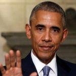 لحظه های خداحافظی باراک اوباما از کاخ سفید!+تصاویر