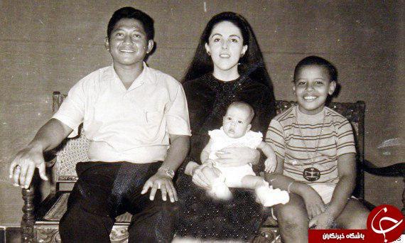 کودکی باراک اوباما