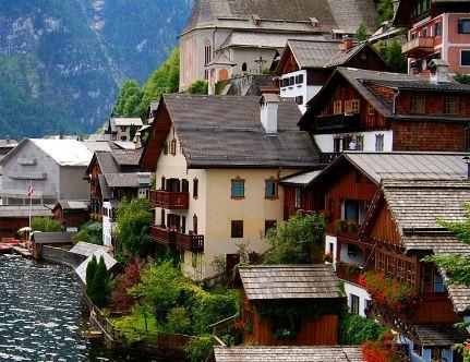 با رفتن به این دهکده دیگر از آنجا خارج نمی شوید(۲)!+تصاویر
