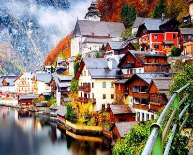 با رفتن به این دهکده دیگر از آنجا خارج نمی شوید(۱)!+تصاویر