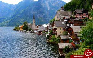 عکسهای هال اشتات اتریش