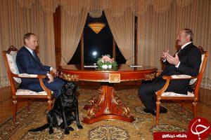 بادیگارد رئیس جمهور روسیه