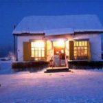 روستایی در روسیه که دمای آن به 70 درجه زیر صفر می رسد!+تصاویر