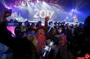 جشن سال نو میلادی