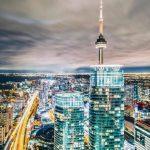 عکسهایی زیبا از شهر تورنتوی کشور کانادا+تصاویر