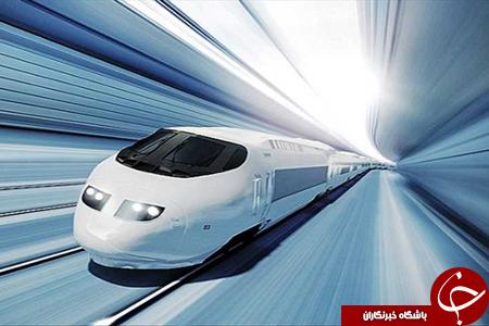 حرکت قطار با صوت
